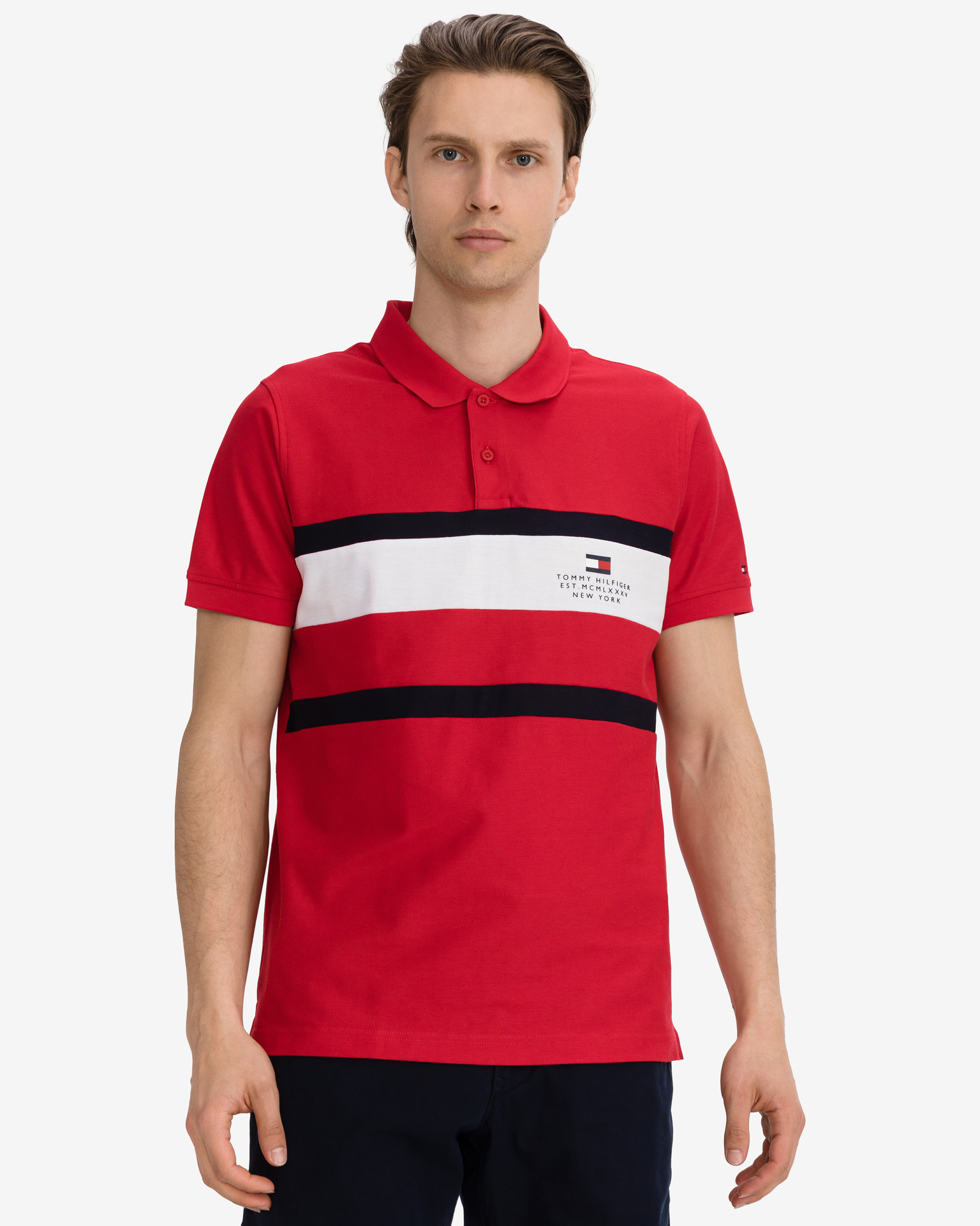 Cool Polo triko Tommy Hilfiger