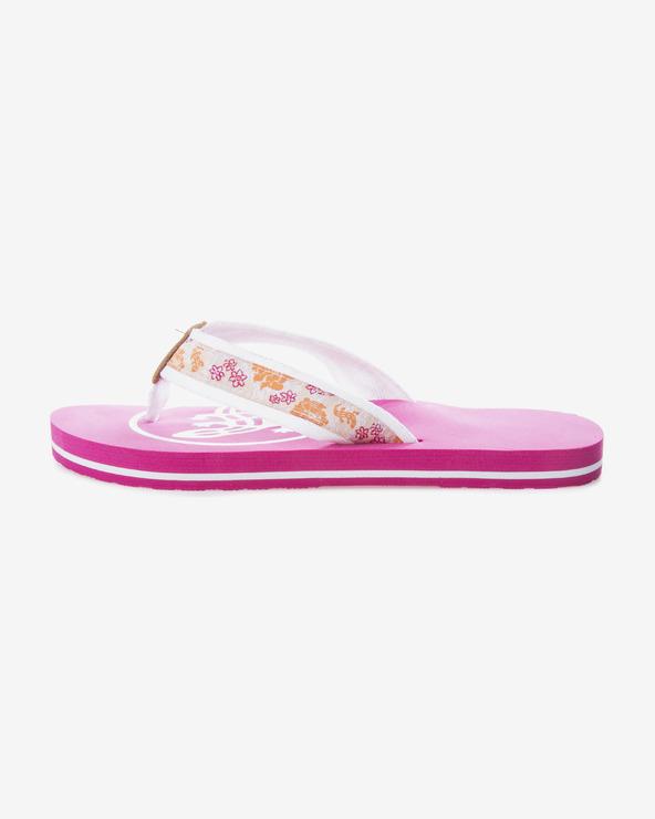 Salamander Sun Flip-Flops Rosa
