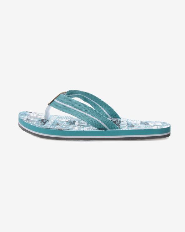 Salamander Sun Flip-Flops Blau