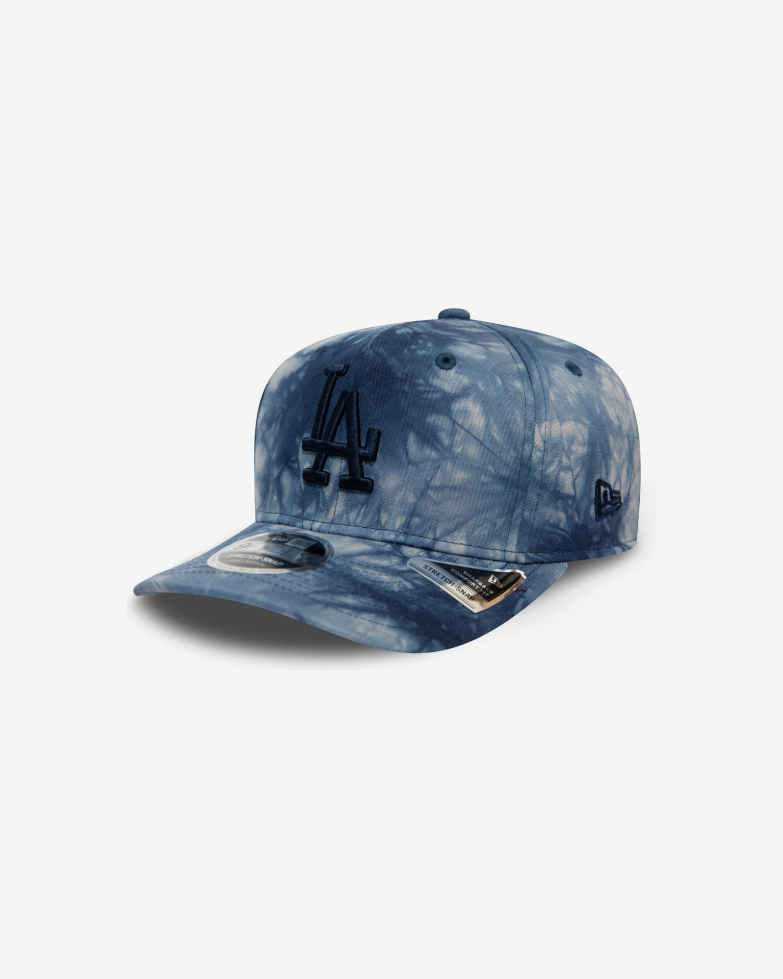 Los Angeles Dodgers Team Tie Dye 9Fifty Kšiltovka New Era