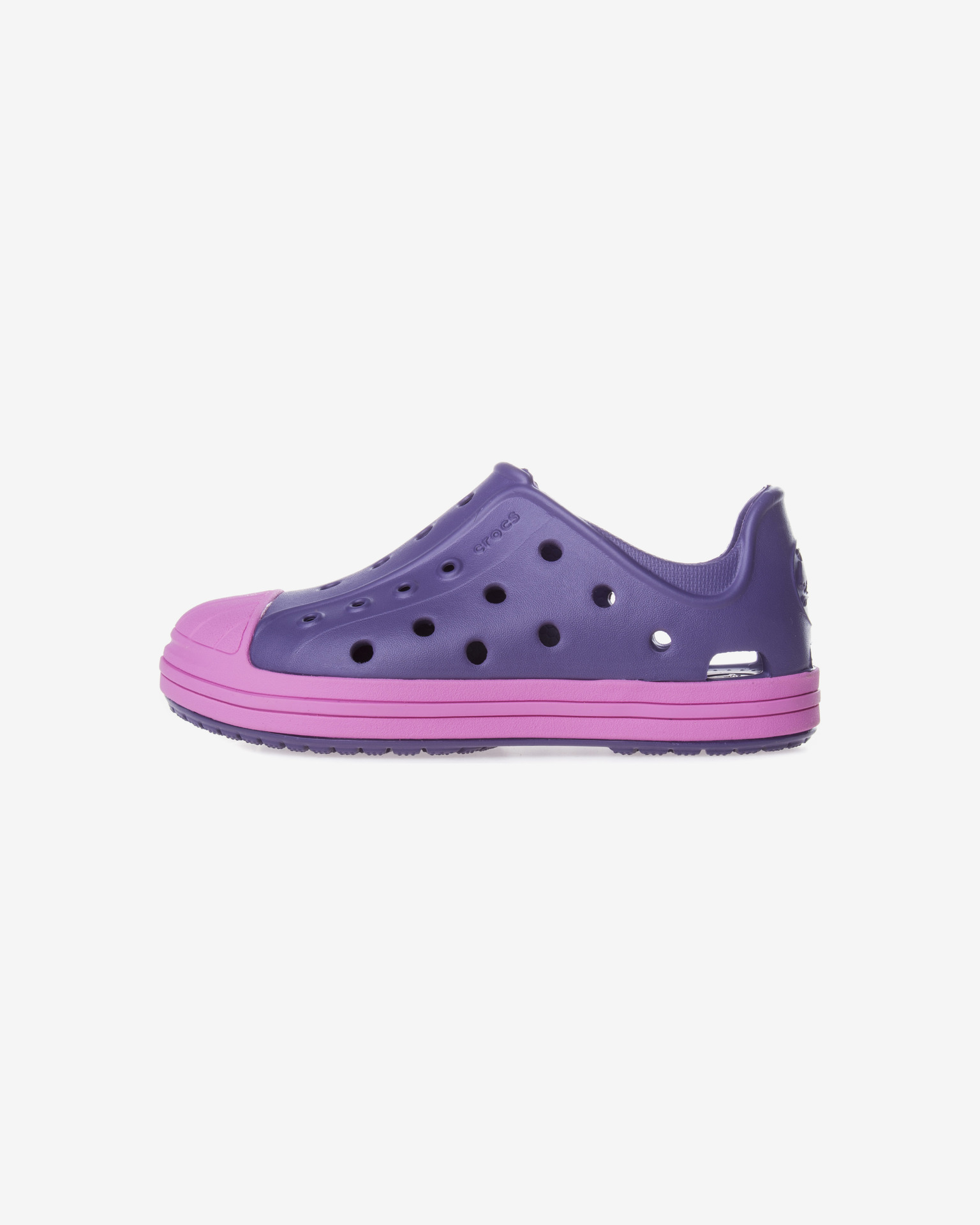 Bump It Shoe Crocs dětské Crocs | Fialová | Dívčí | 22-23