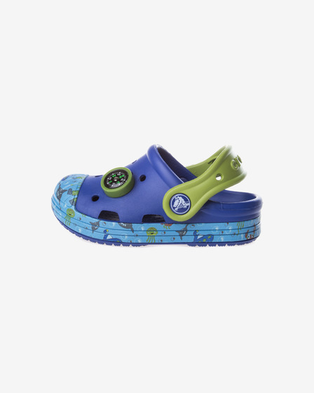 Crocs Crocs Bump It Sea Life Clog voor kinderen