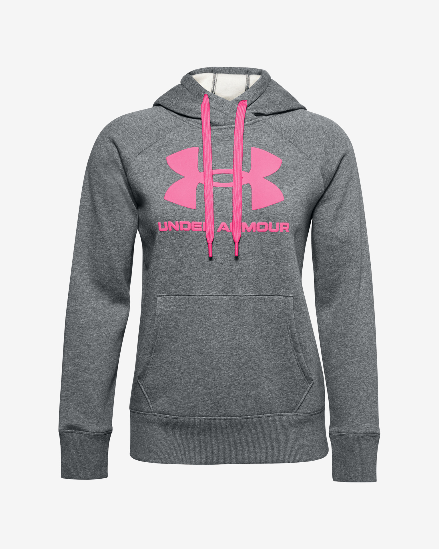 Rival Fleece Logo Mikina Under Armour