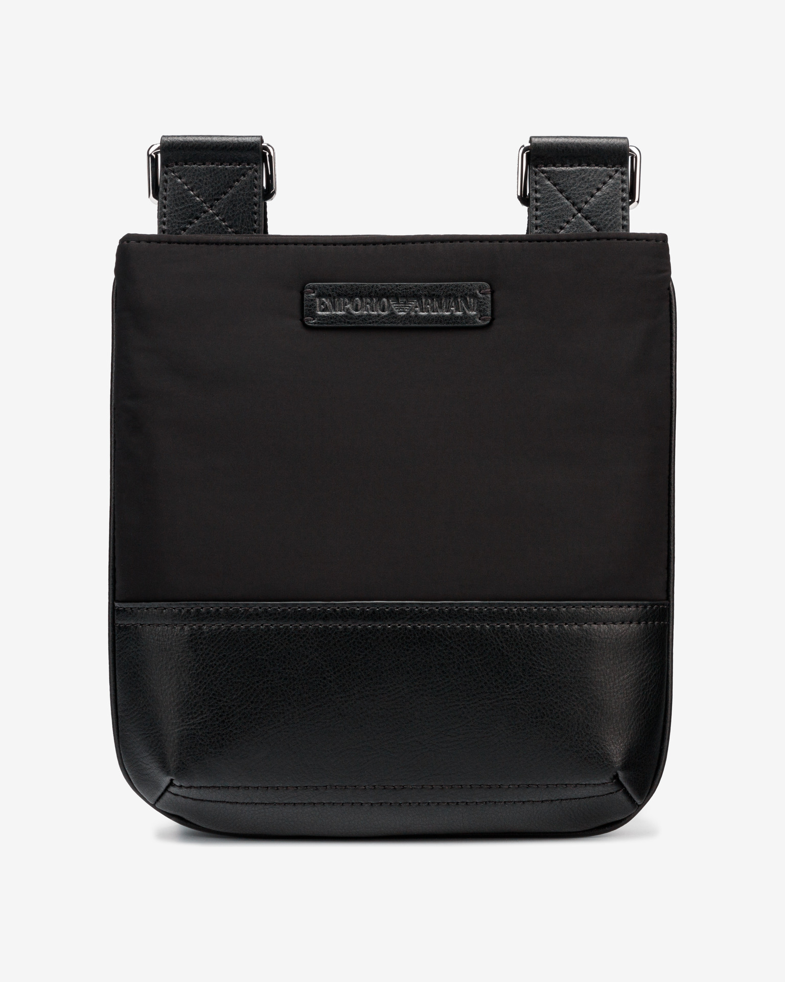 Flat Messenger Cross body bag Emporio Armani