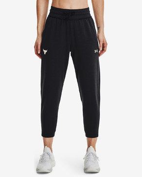 Under Armour Project Rock Terry Crop Tepláky