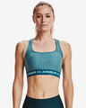 Under Armour Crossback Mid Heather Podprsenka
