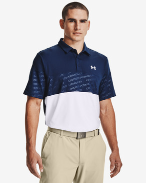 Under Armour Playoff 2.0 Blocked Polo triko