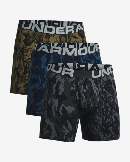 Under Armour Charged Cotton® Boxerky 3 ks