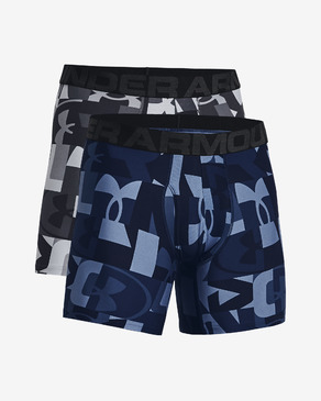 "Under Armour Tech™ 6"" Boxerky 2 ks"