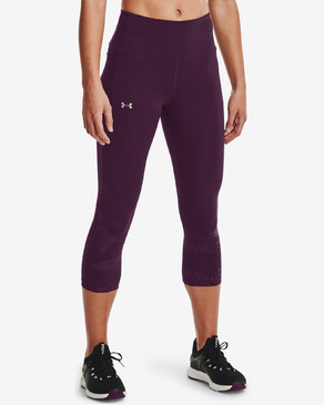 Under Armour RUSH™ Tonal Capri Legíny