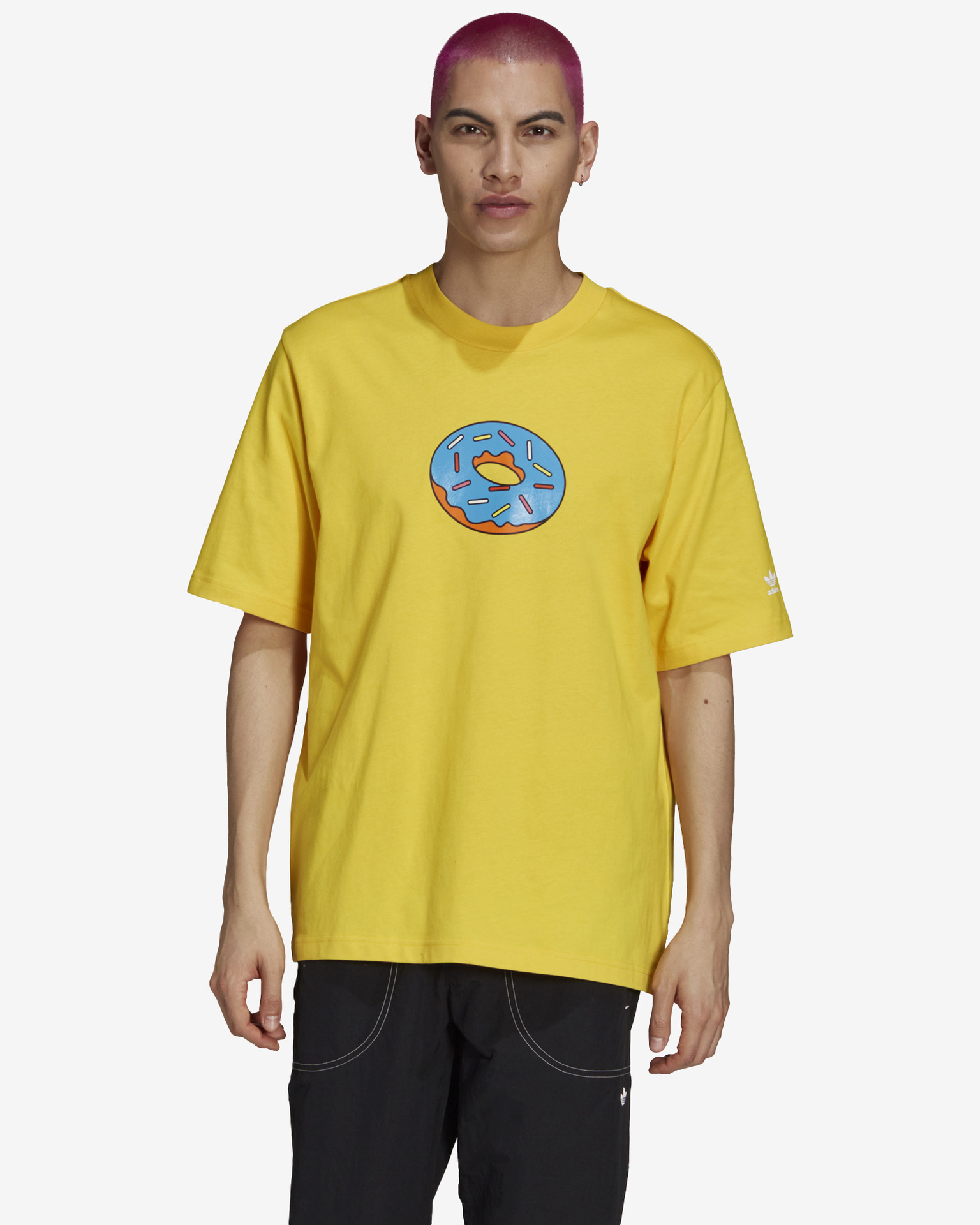 Simpsons Doh Triko adidas Originals
