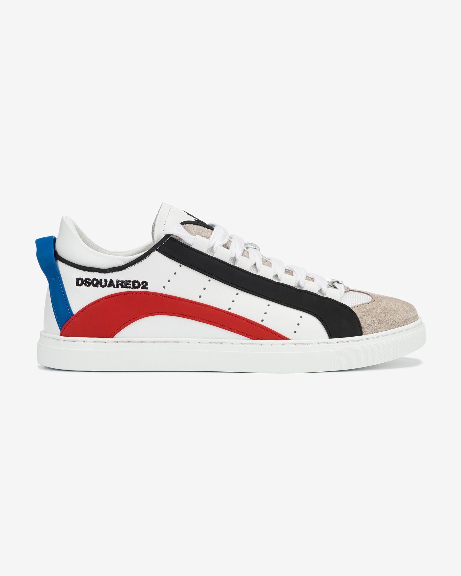 LaceUp Low Top Tenisky DSQUARED2