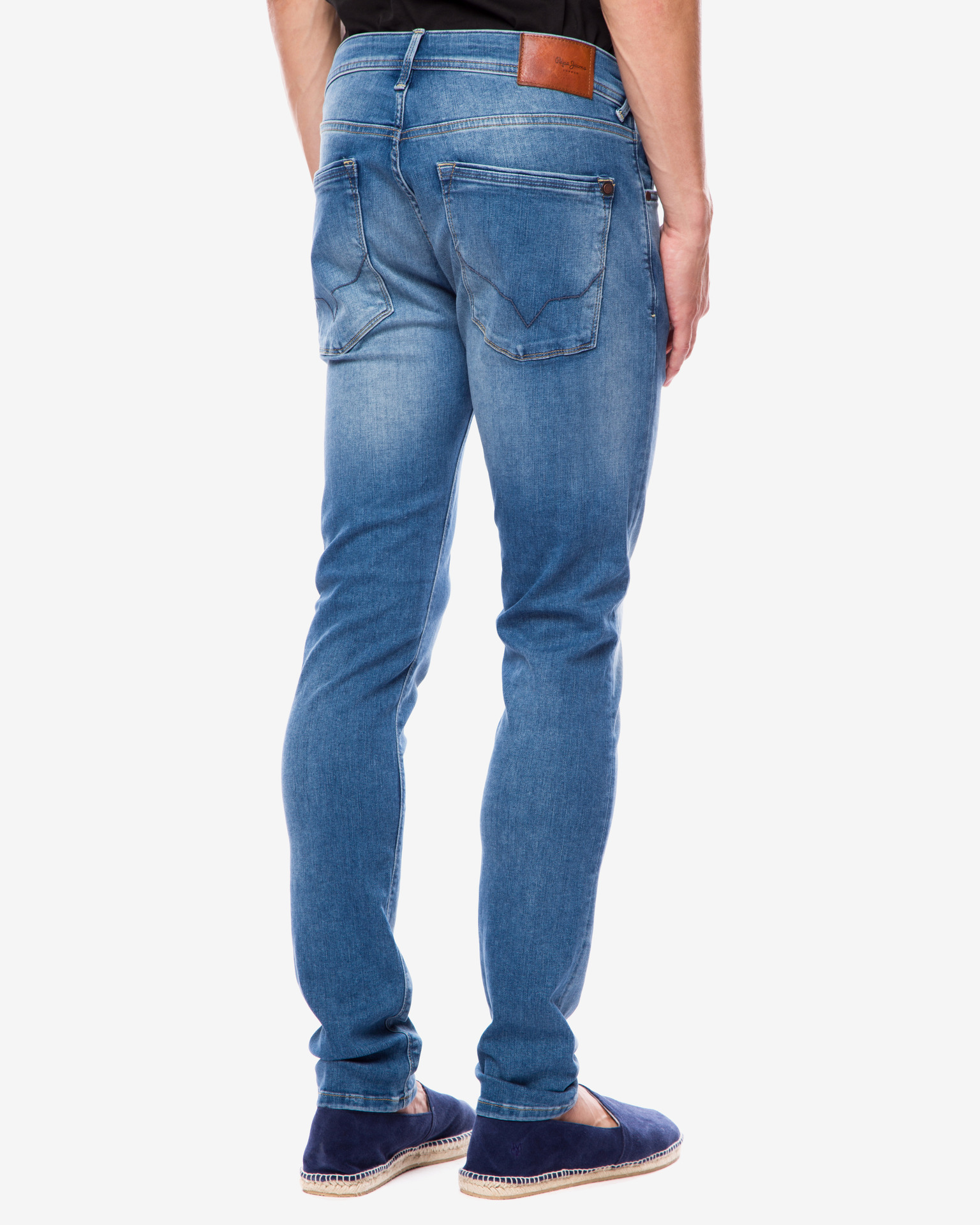 Pepe jeans hose rot