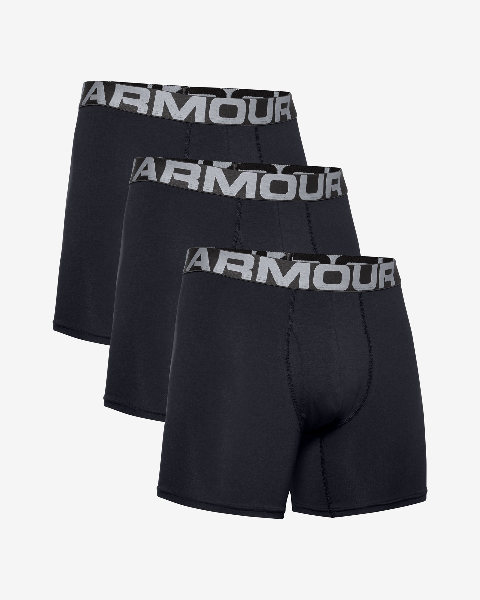"""Charged Cotton® 6"""" Boxerky 3 ks Under Armour"""