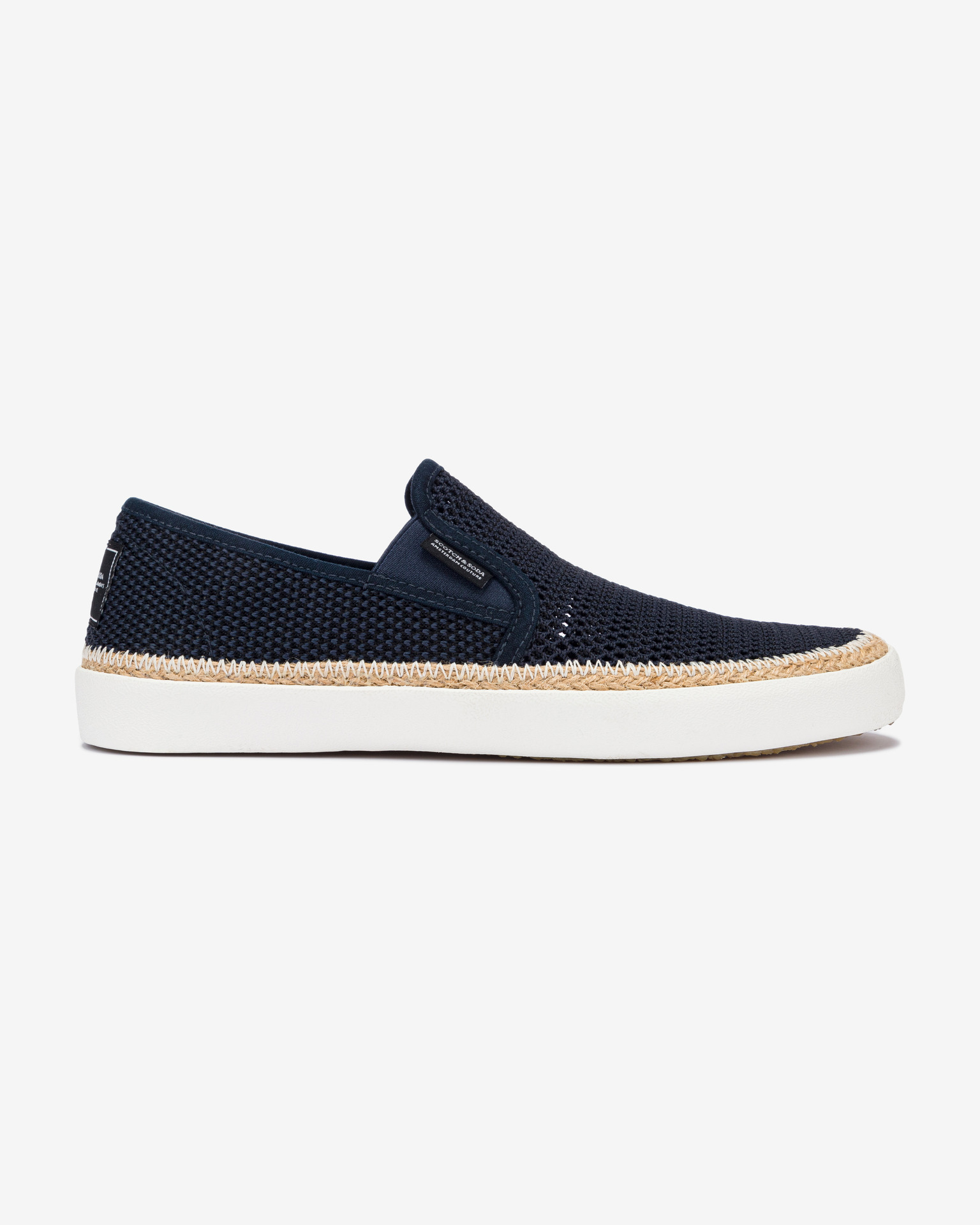Slip On Scotch  Soda