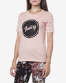 Juicy Couture Glitter Fashion Graphic Tricou