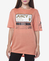 Juicy Couture Juicy Label Fashion  Тениска