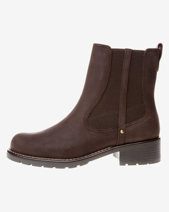 Clarks Orinoco Club Ankle Boots Color: Brown