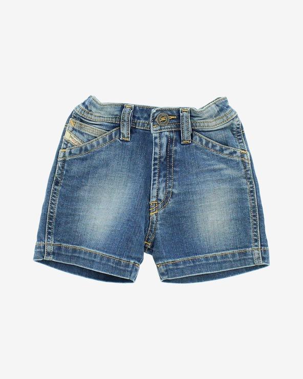 Diesel Kinder Shorts Blau