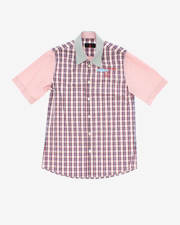 John Richmond Hemd Kinder Rosa mehrfarben