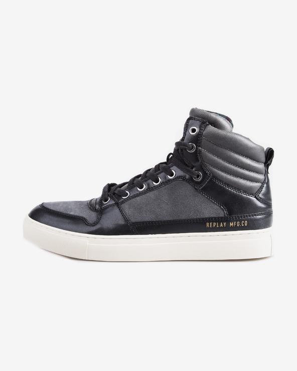 hot sales 85a75 59e8a Replay - Gunnel Sneakers Bibloo.com