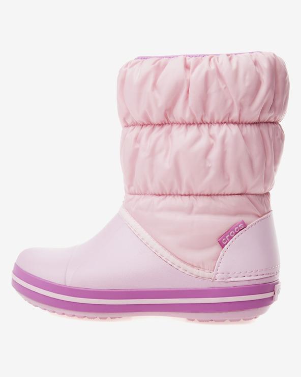 buy popular 02b0d 4dcee Crocs - Winter Puff Kinder Schneestiefel | Bibloo.at