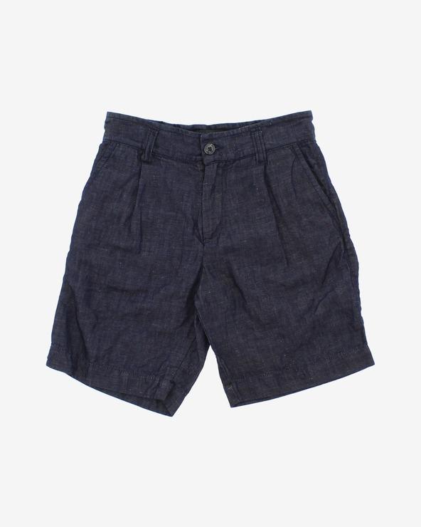 John Richmond Pantaloni scurţi pentru copii Albastru