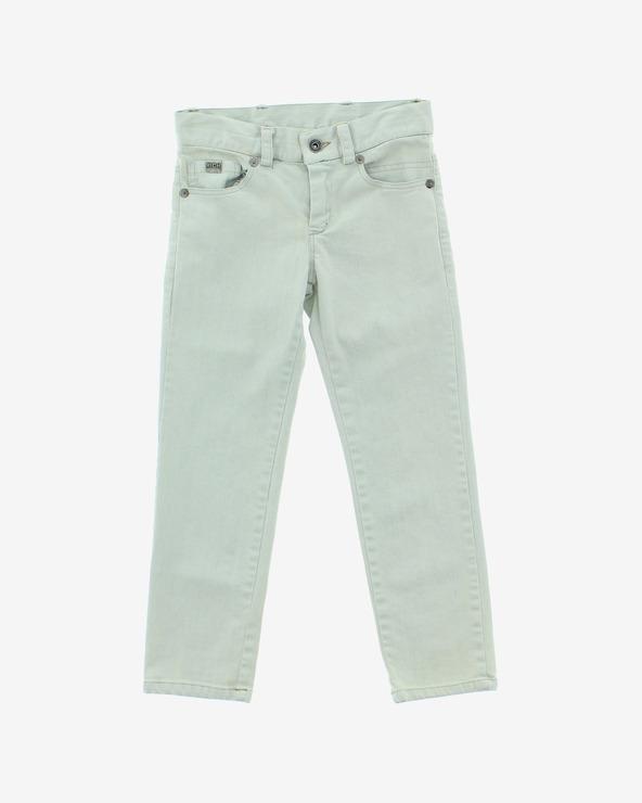 John Richmond Pantaloni pentru copii Alb