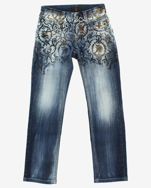 John Richmond Jeans pentru copii Albastru