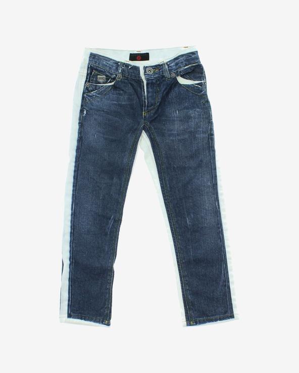 John Richmond Jeans Kinder Blau Weiß