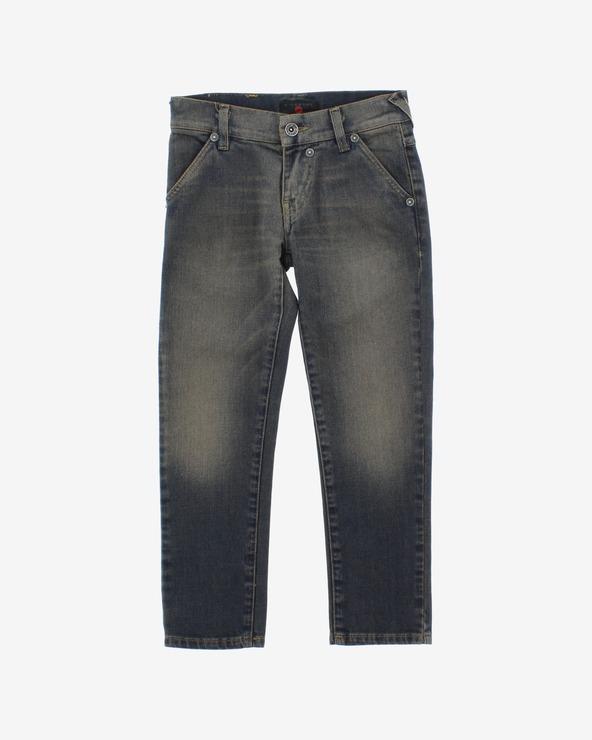 John Richmond Jeans Kinder Blau Braun