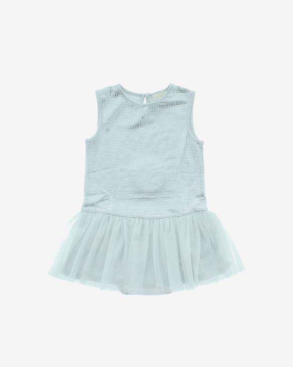Diesel Kinderkleider Weiß Silber