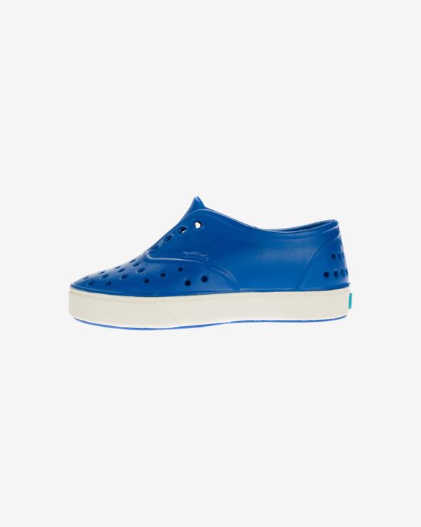 Native Shoes Miller Slip On Kinder Blau