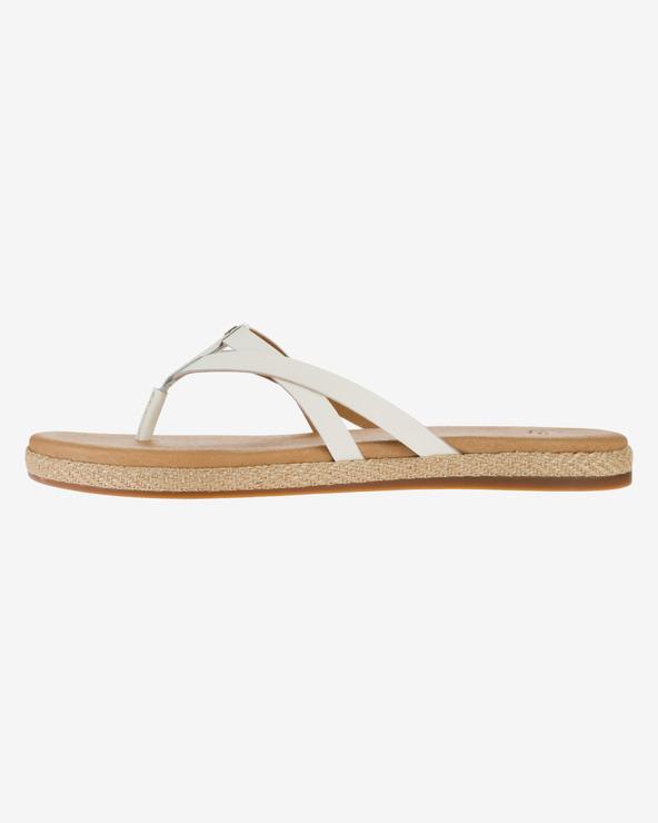 UGG Annice Flip-Flops Weiß