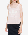 adidas Originals Trefoil Crop Maiou