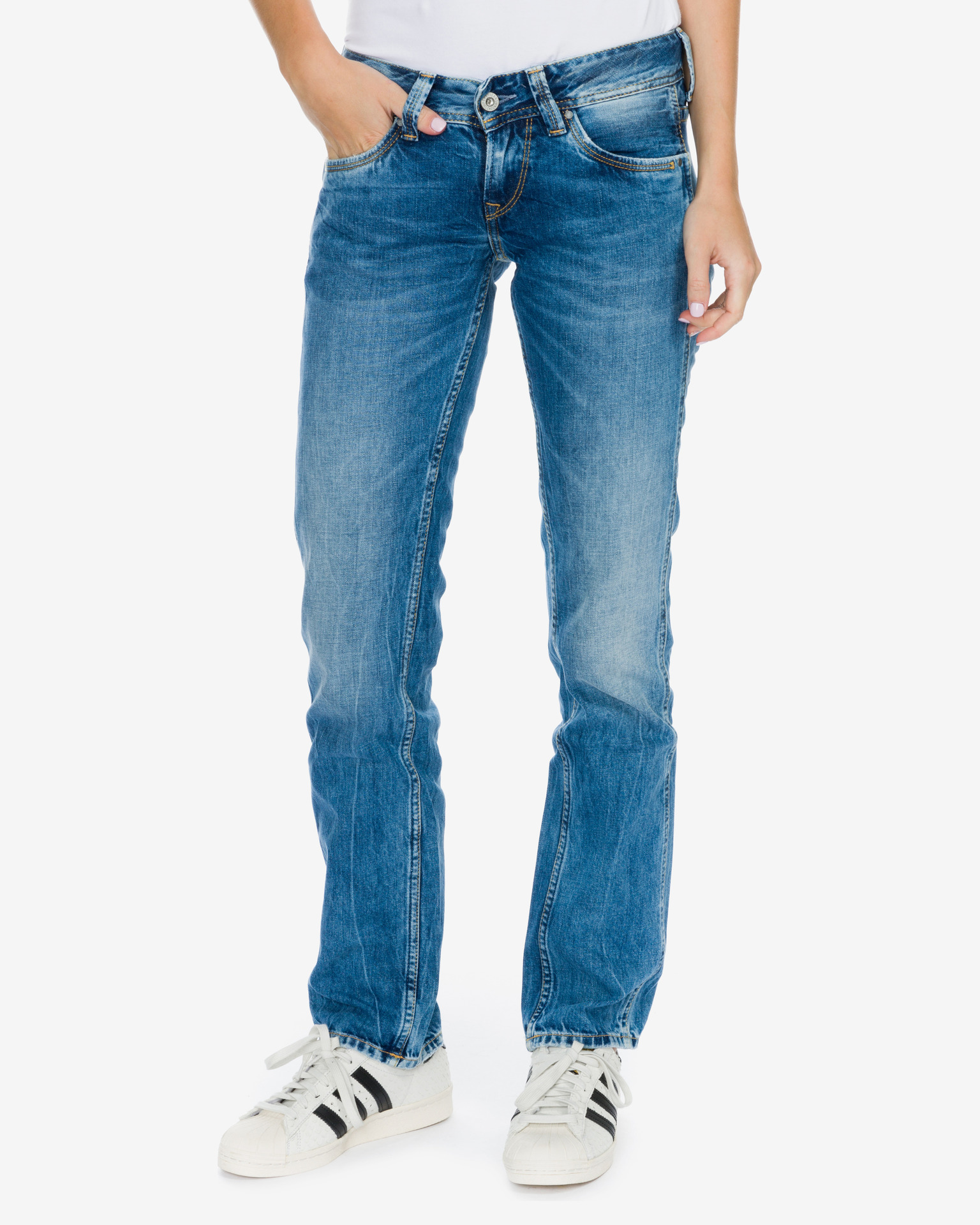 OLYMPIA JEAN Pepe Jeans