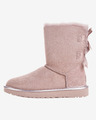 UGG Bailey Bow II Metallic Snow boots
