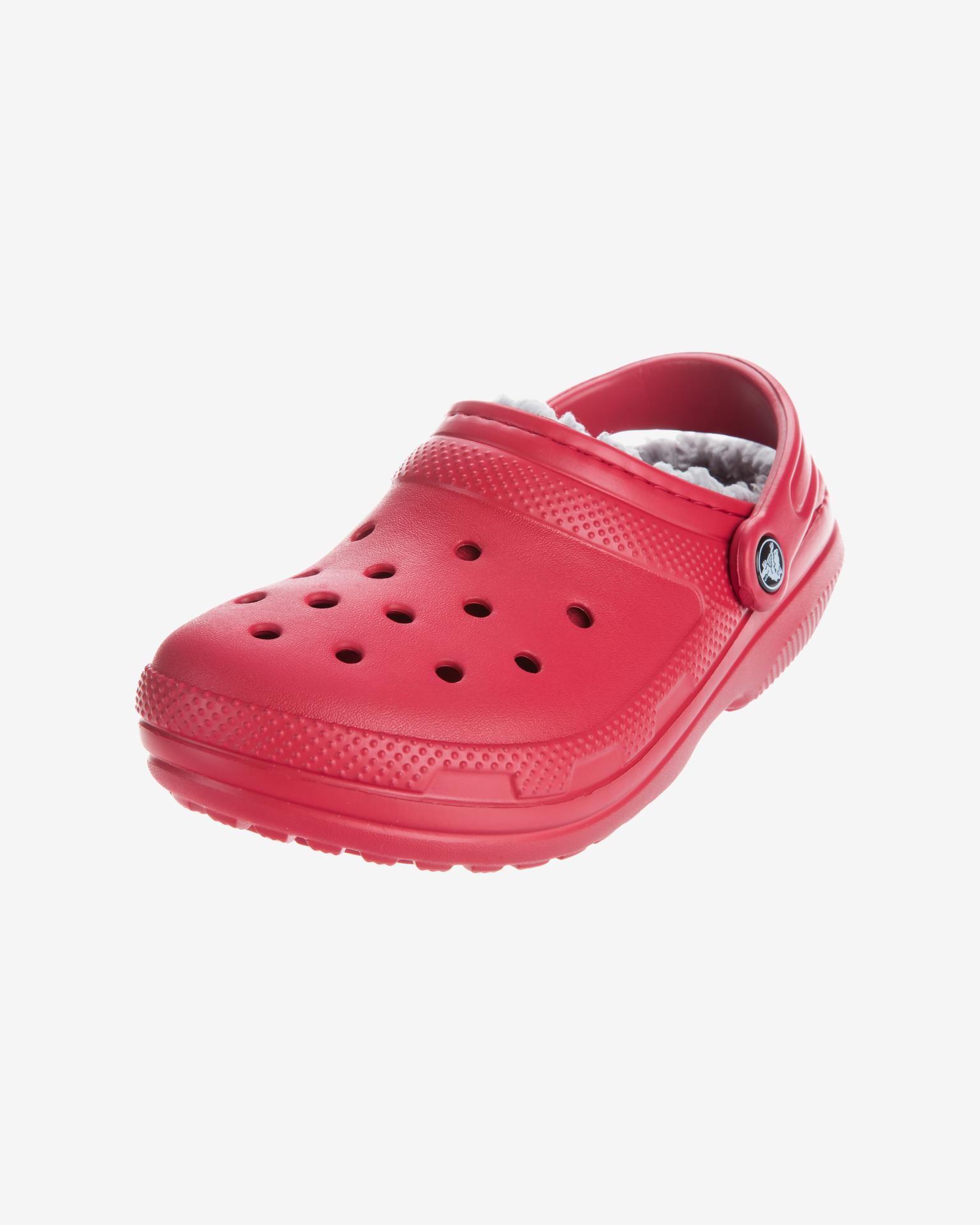 Crocs - Classic Fuzz Lined Clog