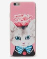 Epico Cat&Roses Cover for iPhone 6