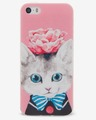 Epico Cat&Roses Cover for iPhone 5/5S