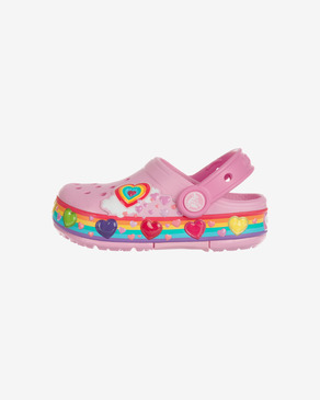 Crocs Crocband™ Fun Lab Lights Clog Crocs dziecięce