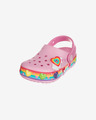 Crocs Crocband™ Fun Lab Lights Clog Crocs dětské