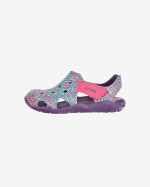 Crocs Swiftwater Wave Graphic Crocs dziecięce