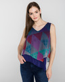 Desigual Club de Blues Bluse