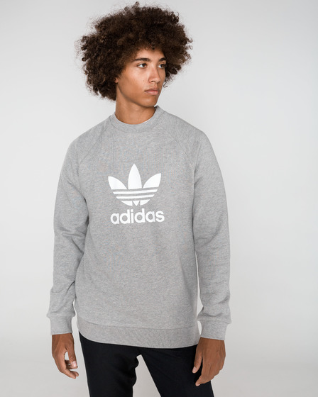 adidas Originals Trefoil Warm-Up Crew Hanorac