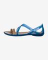 Crocs Isabella Graphic Strappy Sandals