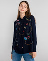 Desigual Won Blouse