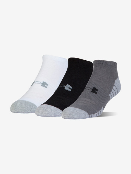 Under Armour HeatGear® 3-pack Skarpetki