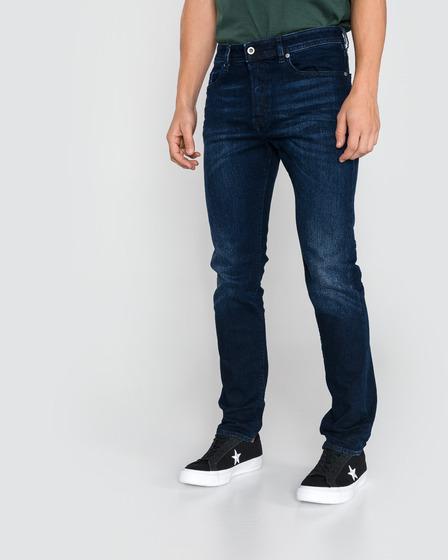 Diesel Buster Jeans Modrá