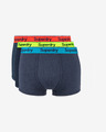 SuperDry Boxerky 3 ks